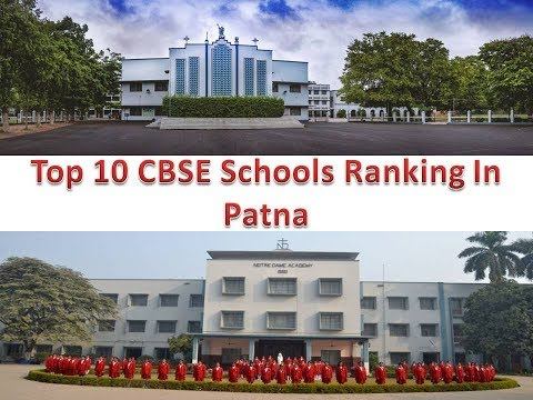 Top 10 CBSE Schools Ranking In Patna