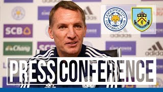 Fitness Update | Press Conference | Leicester City vs. Burnley