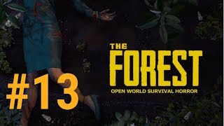 [Episode 13] The Forest PS4 [Too Aggressive]