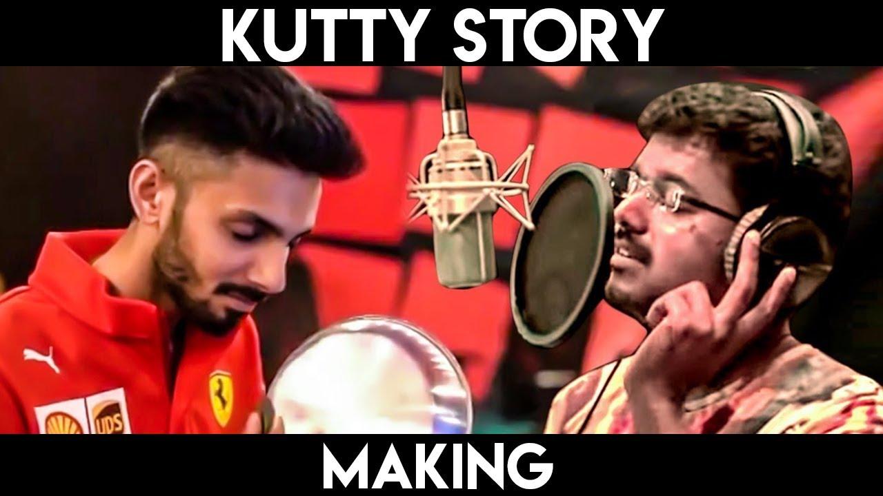 Anirudh Shares Kutty Story Promo   Master   Thalapathy Vijay, Vijay Sethupathi, Lokesh Kanagaraj