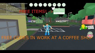 "ALL WORKING CODES IN ""☕ Work at a Coffee Shop"" (ROBLOX)"