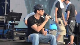 JJ Lin 林俊傑 - 2015 Summer Festival Rehearsal 夏戀嘉年華彩排: If Only