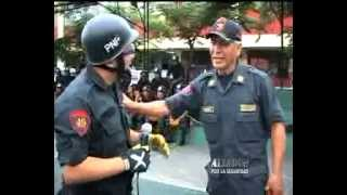 Aliados por la Seguridad: Escuadrón de Emergencia