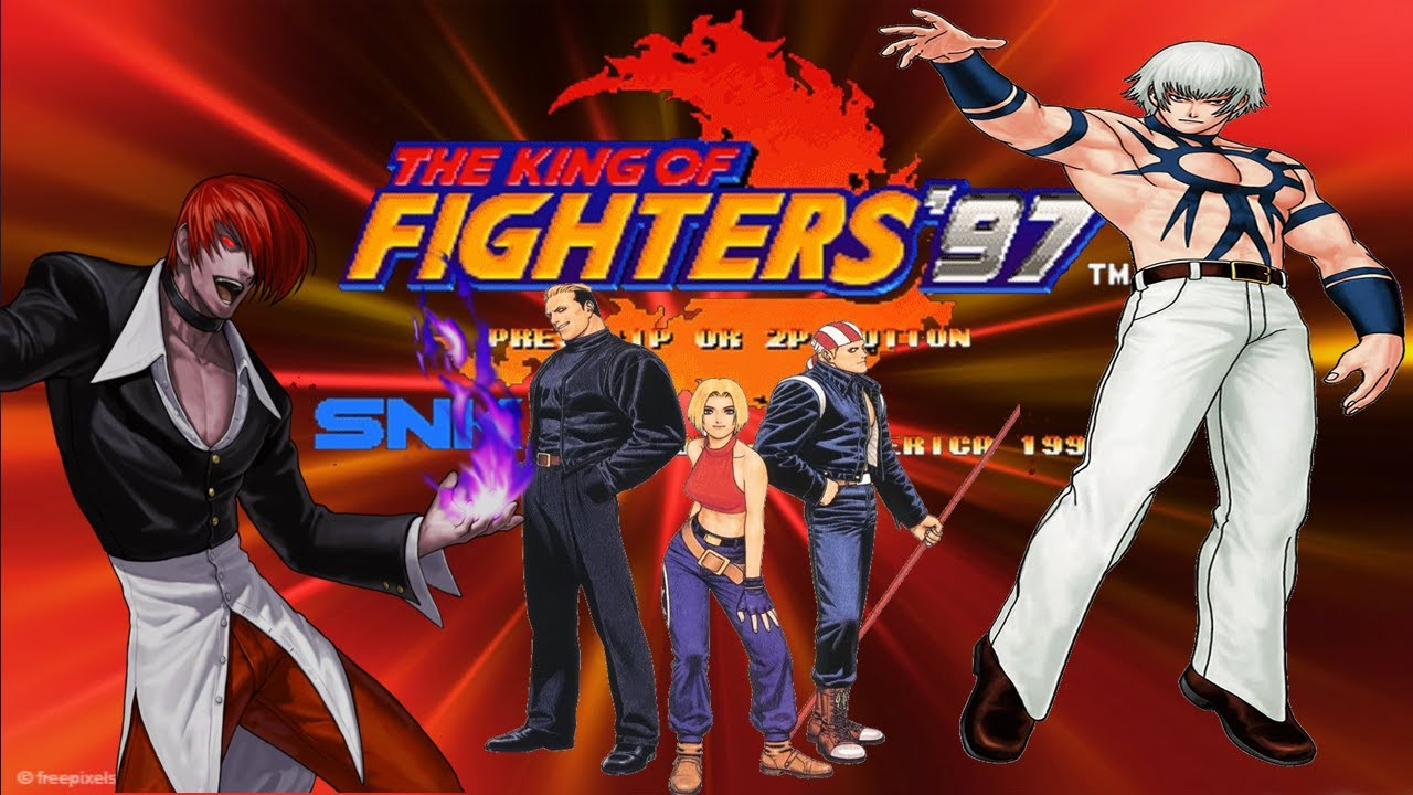 OF STARTIMES 97 KING FIGHTERS TÉLÉCHARGER