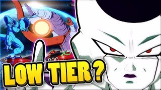 THIS FRIEZA TEAM IS INSANE!   Dragonball FighterZ Ranked Matches