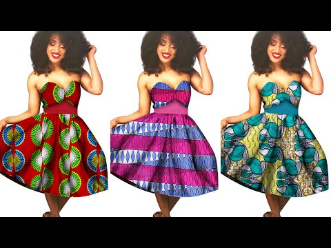 super-modern-#african-designs-for-ladies:-50-best-classy,fascinating-&-unique-#african-print-dresses
