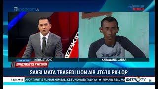 Saksi Mata: Pesawat Menukik, Kemudian Terdengar Ledakan