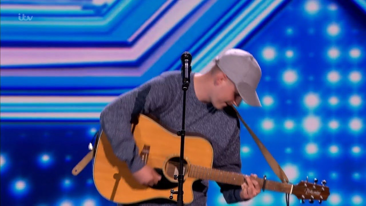 Download The X Factor UK 2018 Tommy Ludford Six Chair Challenge Full Clip S15E10