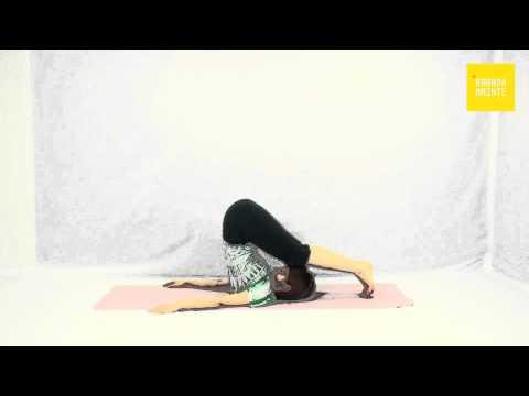 09脊柱起立筋のストレッチ