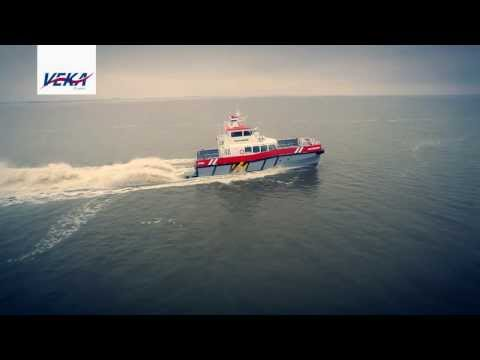 VEKA Group - Offshore Wind Catamaran