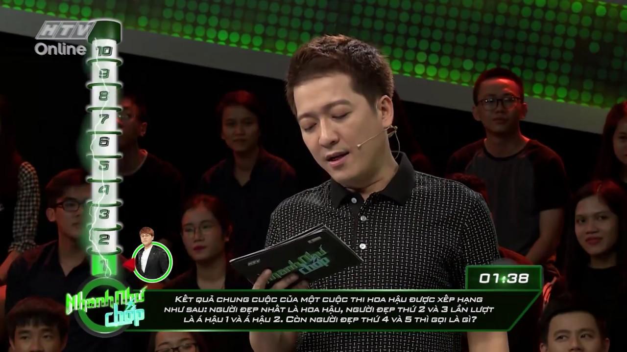 image Ưng Đại Vệ rất tỉnh và đẹp trai trong HTV NHANH NHƯ CHỚP   NNC #18