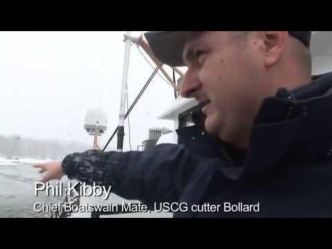 On Board an Ice Breaker