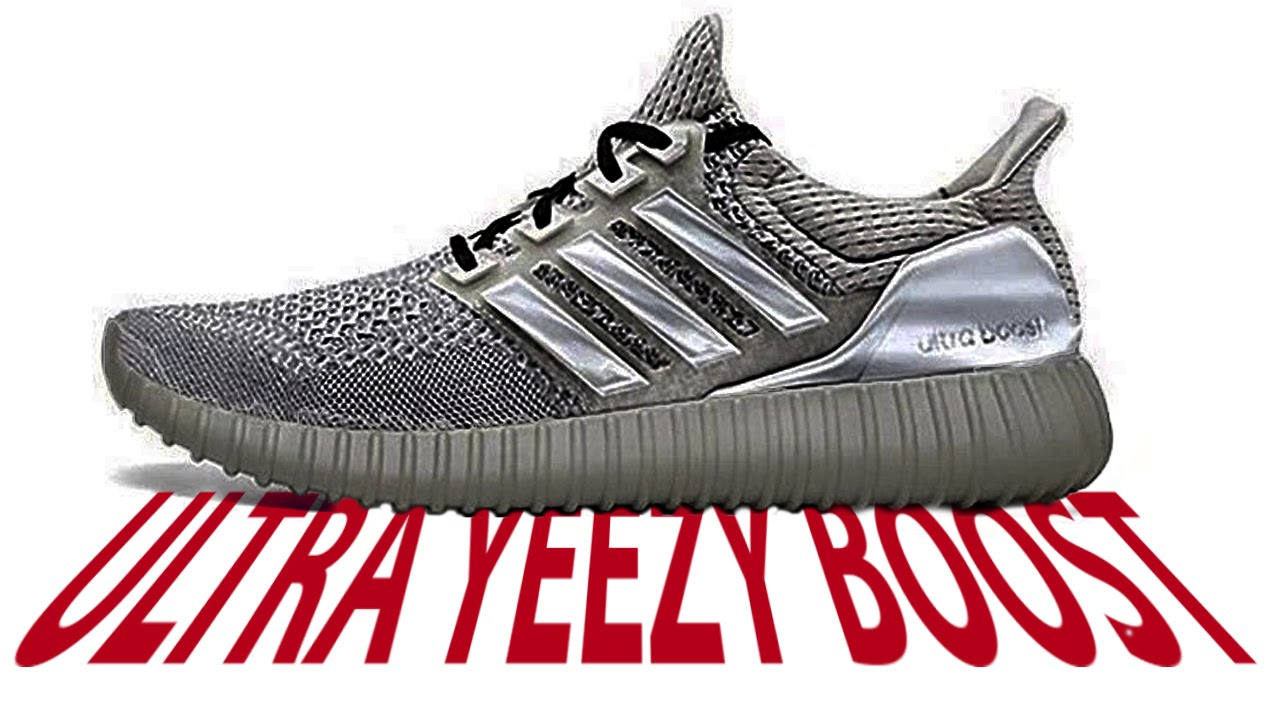 54e6c6568fb Yeezy Ultra Boost  ReVIEW ByGURU - YouTube