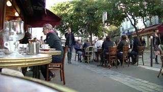 People of Paris raw footage || No Copyright Video