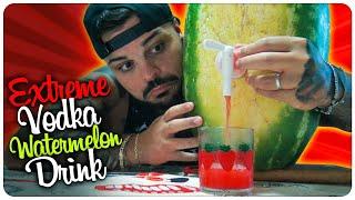 Extreme Vodka Watermelon drink !!!