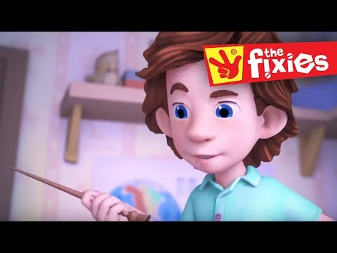 The Fixies ★ The Magic Wand and More ★ Fixies English 2017   Cartoon For Kids