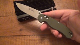 Knife Review : Ganzo G727M (Axis Lock Rat-1 For $15)