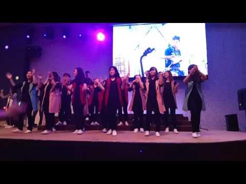 Choir NDC NCH2 - Tuhanku yang hebat (NDC Worship)