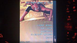 Spider-Man 2 - N-Gage - Gameplay