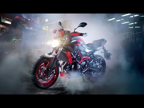 2015 Yamaha Mt 07 Moto Cage Inspired From The Guise Of