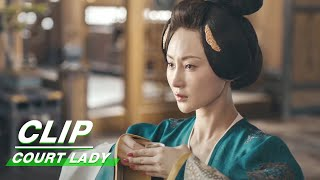 Clip: Xu Kai's Sister Is Asked To Die | Court Lady EP41 | 骊歌行 | IQiyi