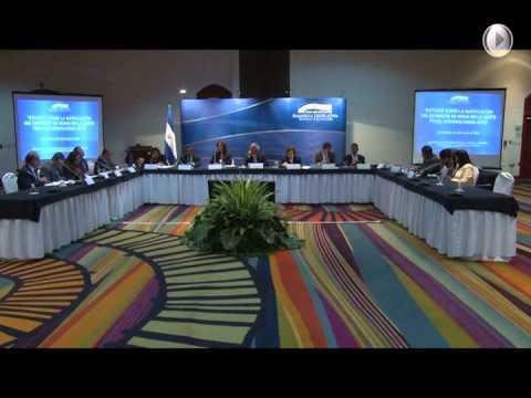 Experts Session on Rome Statute - 1st Session, Part 1 - Legislative Assembly of El Salvador