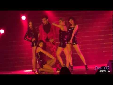 【佳YO Fancam】 120804 Miss A Jia JYP Nation In Korea 2012 - Kiss