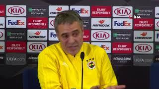 Ersun Yanal: ''Bizim oyuncu fuck off dediği için atıldı...''