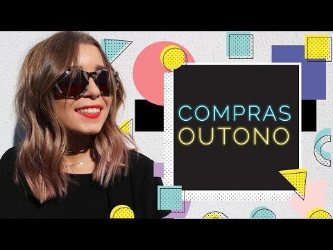 (RE-UPLOAD) COMPRAS OUTONO 2016 ▹ SEASIDE, ZARA, PRIMARK & NYX! | Inês Rochinha