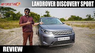 New Land Rover Discovery Sport Review - WOW! Love at first sight