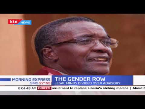 The Gender Row: Women leaders, lawyers ask Uhuru to heed to Maraga's call and dissolve parliament