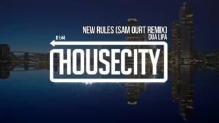 Dua Lipa - New Rules (Sam Ourt Remix)