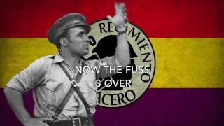 El Quinto Regimiento - Anthem Of The Fifth Regiment (English...