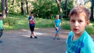 Паутина детский страхов, психологические тренинги детям. Детский летний лагерь