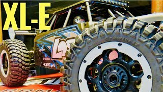 8S Losi XL-E Desert Buggy Review