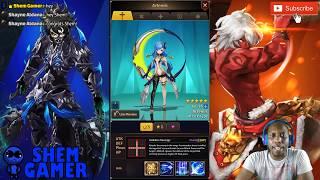 Lets Combine Artemis (New Guardian) - Chain Strike