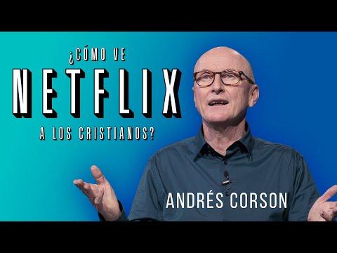 ¿Cómo ve Netflix a los cristianos? - Andrés Corson - 2 Diciembre 2020 | Prédicas Cristianas