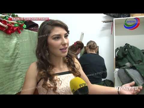 Кизилюртовской женской колонии провели конкурс красоты «Мисс осень – 2017»