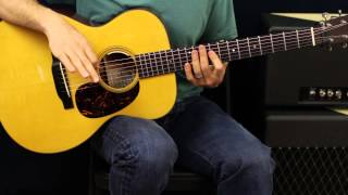How To Play - Sheryl Crow - Easy - Acoustic Guitar Lesson - Tutorial - Beginner