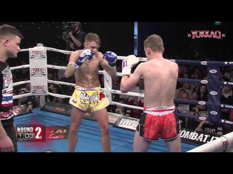 YOKKAO 10: Jordan Williams vs Liam McGrandles FULL-HD