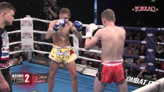 YOKKAO 10: Jordan Williams vs Liam McGrandles FULL-HD