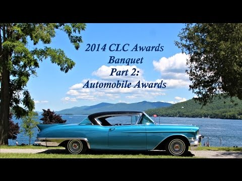 2014 Cadillac LaSalle Club Awards Banquet Part 2 - Automobil