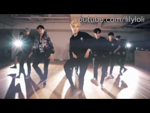 EXO dance to Monster 2x faster