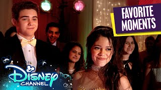 Jenna Ortega's Best Moments Compilation   Stuck in the Middle   Disney Channel