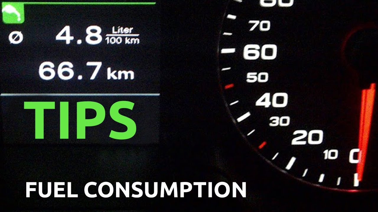 How to reduce fuel consumption 86