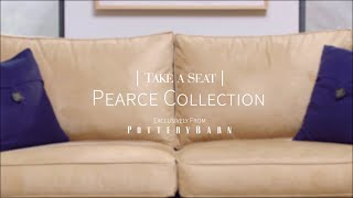 Take A Seat | Pearce Upholstered 3-Piece Sectional