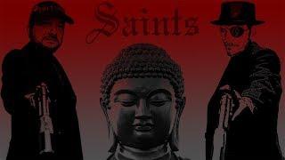 The YouTube Saints 024 - Nuclear Fire Gangsta Rap (ft Mouthy Buddha)