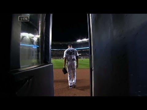 Mariano Rivera Makes Final Entrance At Yankee Stadium