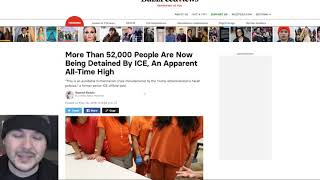 Illegal Immigration Breaking ALL TIME Record, Over 52,000 Held