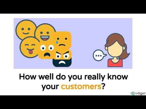 Vtiger crm: How well do you really know your customers